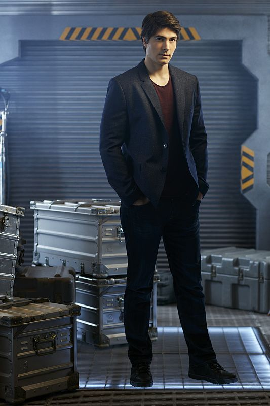 Brandon Routh as The Atom/Ray Palmer in DC's Legends of Tomorrow