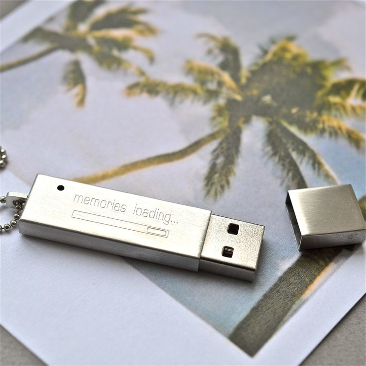 LB Man | Memories Loading…USB Stick