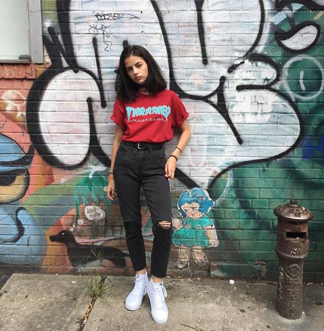 Pin by abby // on clothes | Pinterest | Thrasher Clothes and Ootd
