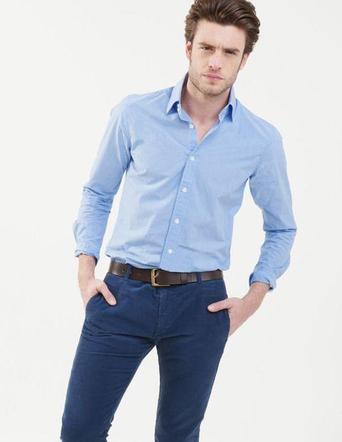 Burnaby Shirt - You always need a good shirt!