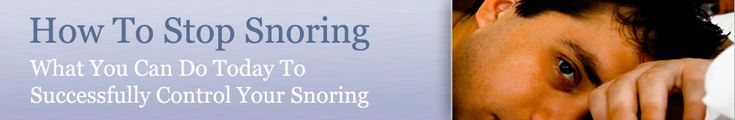 Which Cures Are Most Effective To Stop Snoring? : How Do I Stop Snoring? Stopping Snoring Devices, Cures, Remedies