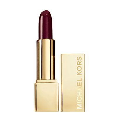 Vampy Lips: i migliori rossetti dark per labbra scure e seducenti | Trend Make Up Autunno 2014 - Michael Kors Glam Dame Lip Laquer | #lipstick #oxblood #red #dark