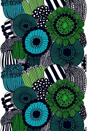 Would LOVE to have this fabric for curtains in the new place...can you believe it?
