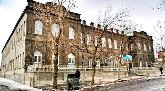 İsmet Pasha primary school-Built year: 1886&1888-Restore year: 1991-Kars