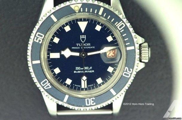 Rolex Tudor Submariner