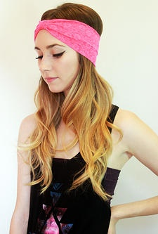 Turban Headbands! The perfect accessory for summer.