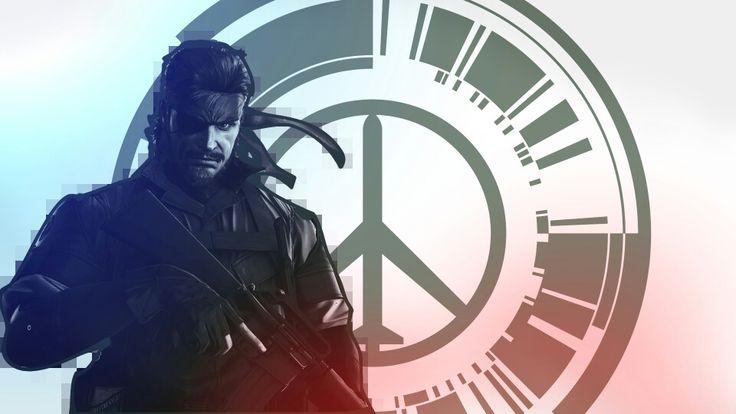 Big Boss - Peace Walker Wallpaper