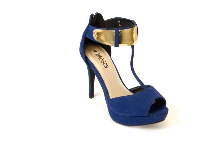 FRESNO Blue from www.madisonheartofnewyork.com follow us on Twitter @Madison Shoes SA