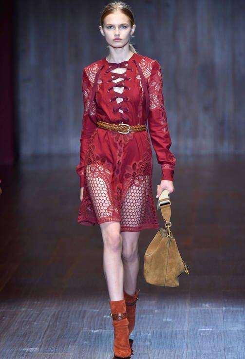 Gucci kevät-kesä 2015