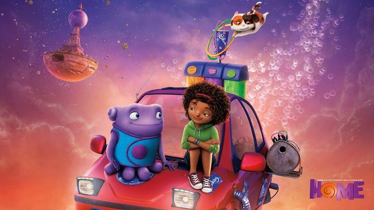 Home 2015 Full Movie English | Cartoon Movies Disney Full Movie | Cartoo...
