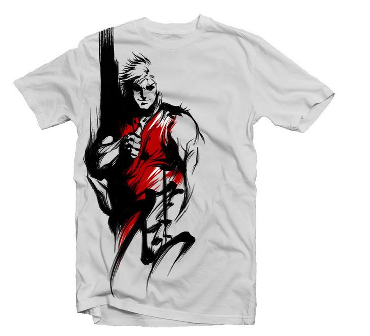 Street Fighter Fire Inside (Ken) T-Shirt - Size L  Manufacturer: Gaya Entertainment Barcode: 4260241123326 Enarxis Code: 019078 #toys #t-shirt #Street_Fighter #Ken #videogames