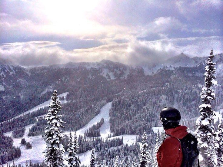 Crystal Mountain Ski Resort, WA