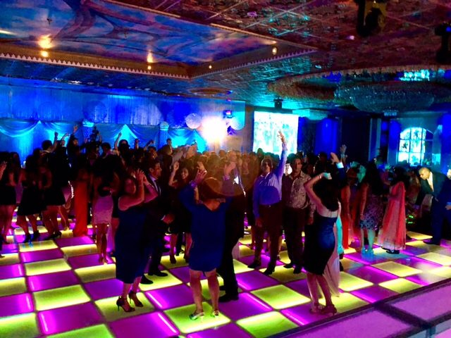 LED Lighted Dance Floor Multi Color Sound Sensitive...!  Low o Floor and Stunning Colors