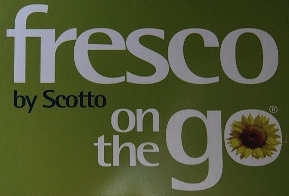 Fresco on the go