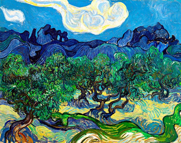 Masterpiece Art - The Olive Trees, $35.00 (http://www.masterpieceart.com.au/the-olive-trees/)