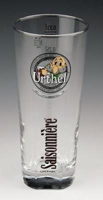 Urthel Saisonniere Beer Glass   Belgian Beer Glass