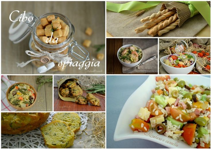 Per i vostri pranzi al mare, ecco una raccolta di ricette di #cibodaspiaggia, facili e veloci! #gialloblogs #rafanoecannella http://blog.giallozafferano.it/rafanoecannella/cibo-da-spiaggia/