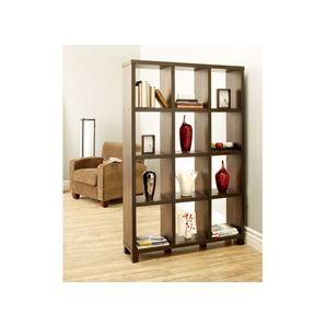 Cube Divider - Brown
