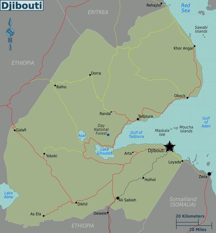 Djibouti_map ◆جيبوتي - ويكيبيديا، الموسوعة الحرة https://ar.wikipedia.org/wiki/%D8%AC%D9%8A%D8%A8%D9%88%D8%AA%D9%8A #Djibouti