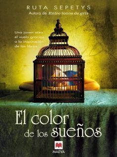 El color de los sueños - Una joven alza el vuelo gracias a la inspiración de los libros