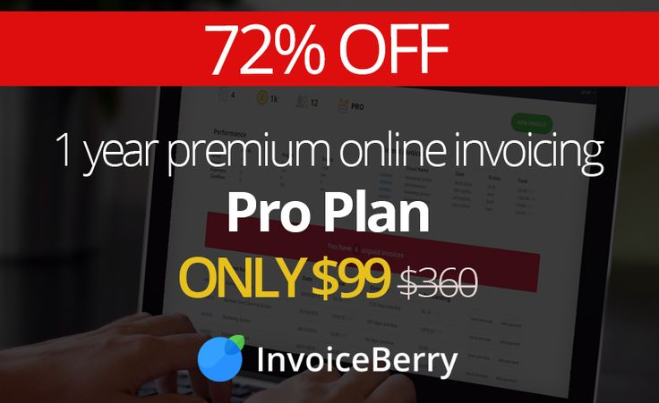 """It helps you to turn-on your #business online by using online #invoice #software """"Invoice Berry"""" #presented by DealMirror.com and #powered by Invoice berry. InvoiceBerry simplifies invoices and expense tracking, helping you save time and money. Create your first invoice in less than 60 seconds."""