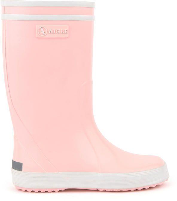 Aigle Marshmallow Pink rain boots - Lolly Pop
