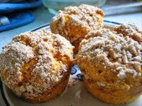 Rambling Momma: Pumpkin Muffin's recipe