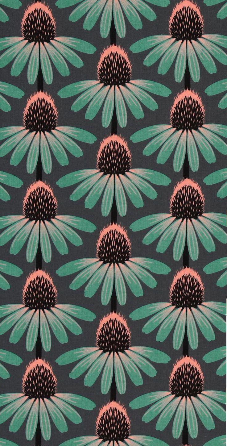Anna Maria Horner Pretty Potent Echinacea Dim from @Fabric.com