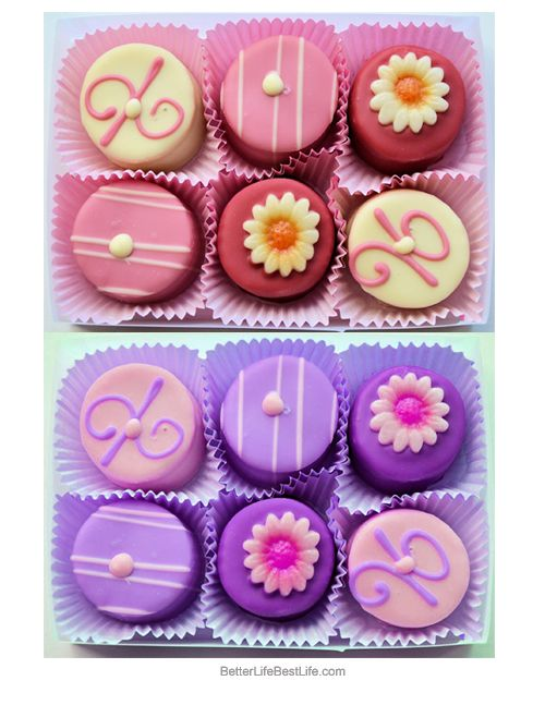 OMG! THEY LOOK SO REAL I COULD EAT 1 (OR ALL) RIGHT NOW!