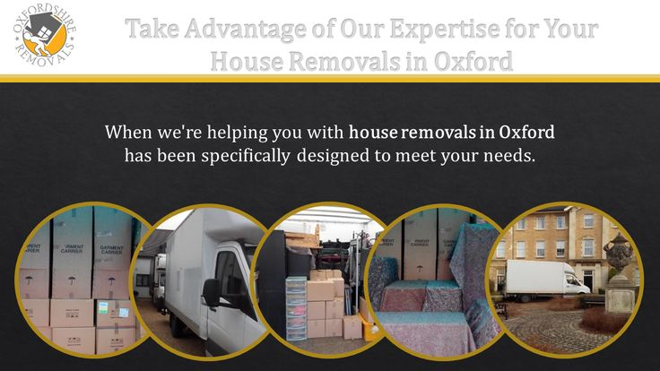 Take Advantage of Our Expertise for Your House Removals in Oxford. When we're helping you with house removals in Oxford has been specifically designed to meet your needs.