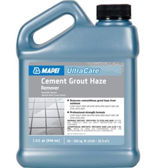 Mapei Ultracare Cement Grout Haze Remover - 1 Ga Jug