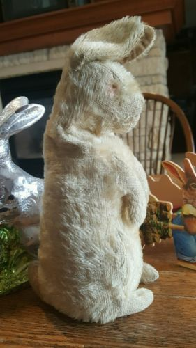 Details about wow antique 1910 steiff teddy bear co 9 1 2 for Call the easter bunny phone number
