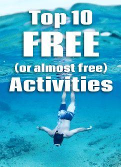 top ten free or nearly free things to do in Kauai