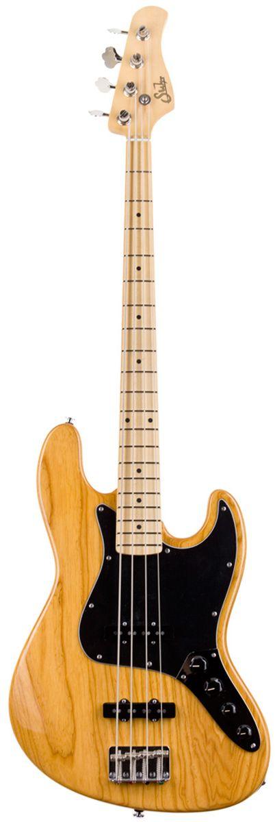 Suhr Classic J Bas Gitar, Natural Gloss