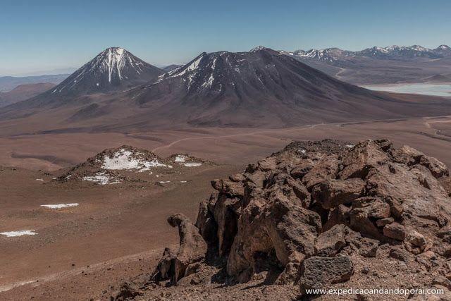 Cerro Toco, San Pedro do Atacama