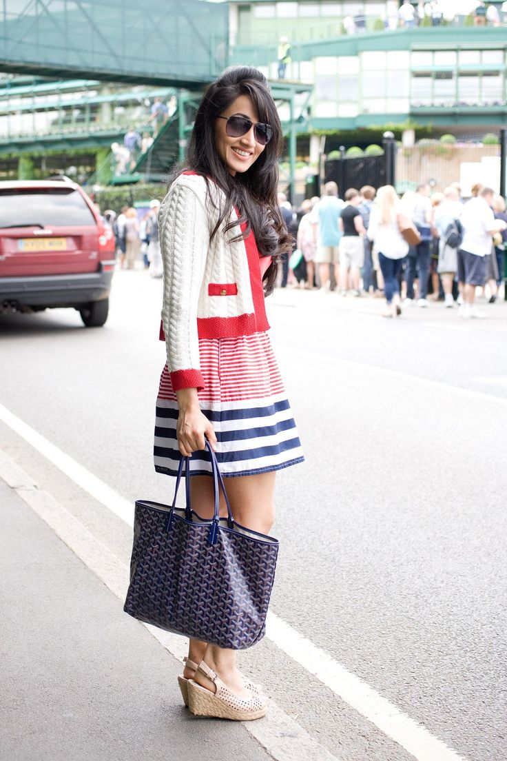 Preppy Nautical inspired look