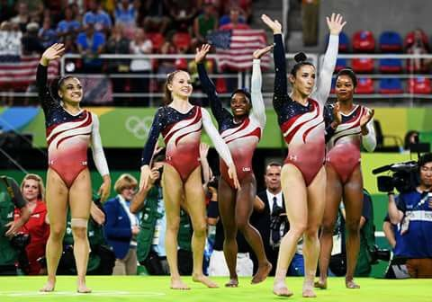 USA Team Gold.Rio Olympics.2016.