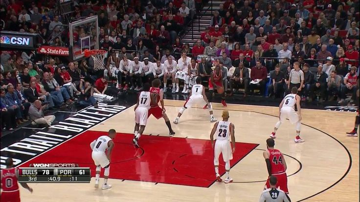 Jerian Grant had a nice game tonight, on his first start for the Bulls..
