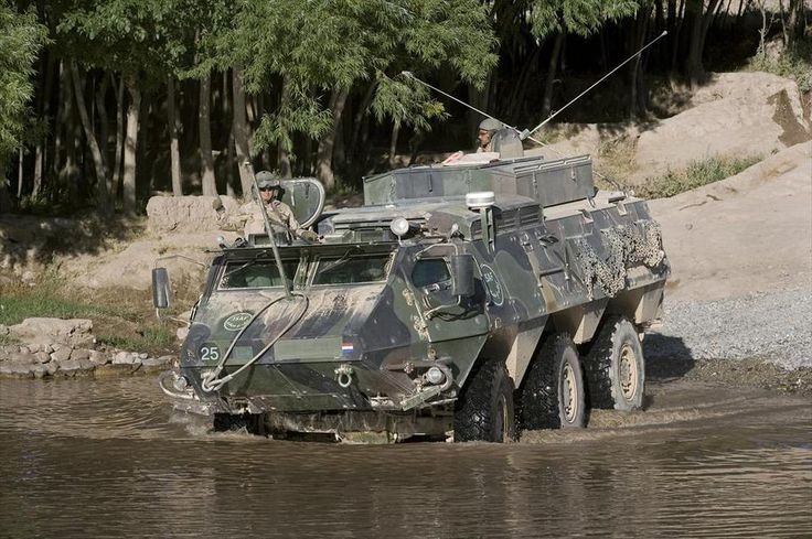 Patria-pantserwielvoertuig | Materieel