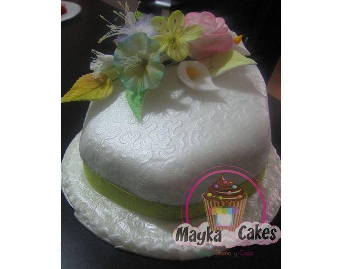 Cake envinada para Bodas