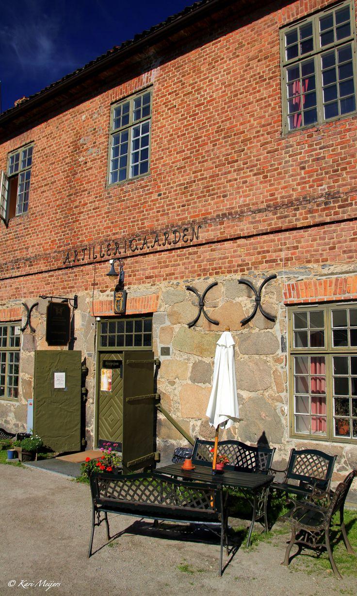 Gamlebyen i Fredrikstad, South East Norway