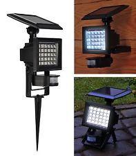 LED Solar Außenstrahler mit Bewegungssensor 200 Lumen Bewegungsmelder