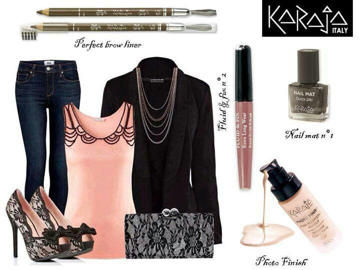 Beautyfull wednesday. With karaja makeup! !