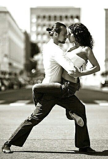 CultureDANCE: The Tango Embrace