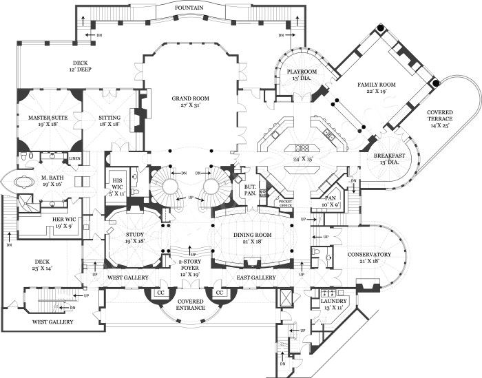 Best 25+ Castle House Plans Ideas On Pinterest | Mansion Floor Plans, Sims  3 Houses Plans And Sims 4 Houses Layout