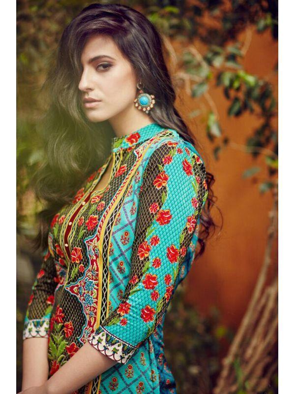 Buy Pakistani Lawn Suits, Pakistani Salwar Kameej  online - pinkcuckoo.com