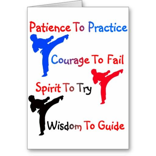 127 best karate cards images on pinterest marshal arts martial karate party greeting cards m4hsunfo