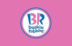 Baskin Robbins #logo.