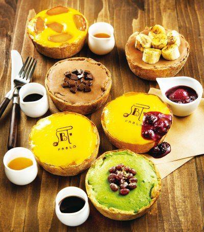 """その場で""""とろ~り""""しちゃう?チーズタルト専門店「PABLO」のカフェ併設店が道頓堀にオープン!"""