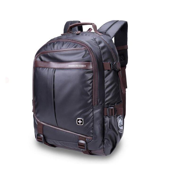 Fashion swissgear large capacity 1680D Oxford waterproof  laptop backpack travel bag school bags backpacks for teenagers